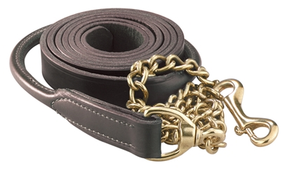 ROLLED LEATHER LEAD