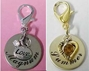 CHARM BRIDLE TAGS