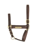 ECONOMY LEATHER HALTER - 145
