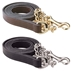 LEATHER SNAP OR CHAIN LEAD - 420