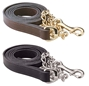 LEATHER SNAP OR CHAIN LEAD