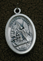 Guardian Angel Charm EC02